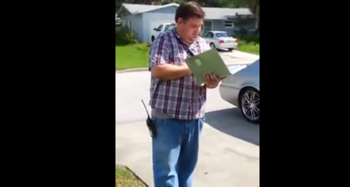 Florida Man Order By County To Keep BBQ Smell On His Own Property