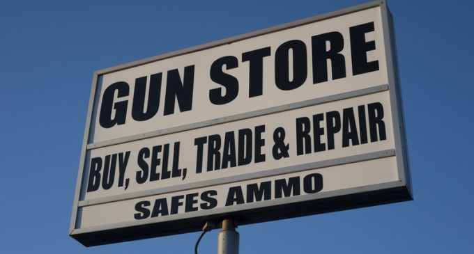 Gun Store Owner Bans Muslims from Store