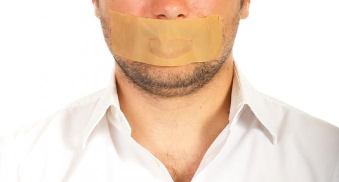 State University Stifles Free Speech