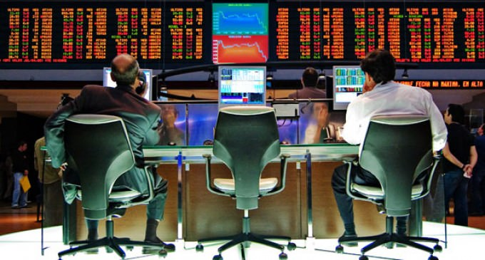 New York Stock Exchange Suddenly Halts Trading