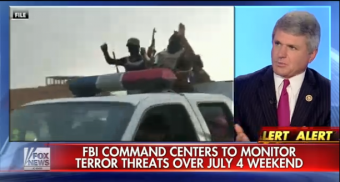 Chilling New Map Of FBI Command Centers Reveals Where A Terror Attack is Likely