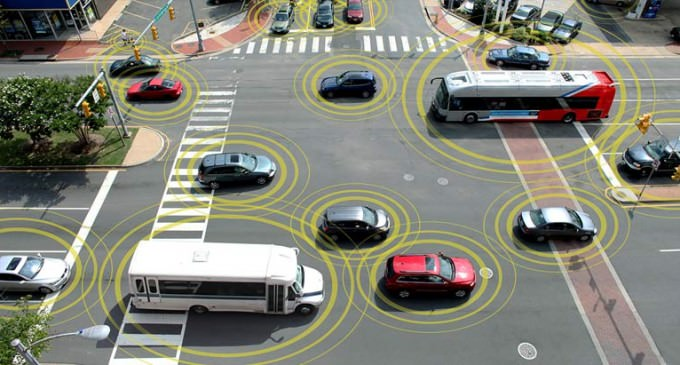 """Feds to Require that Cars """"Broadcast Speed and Location Data"""", But They Promise Not to Use it Against You"""
