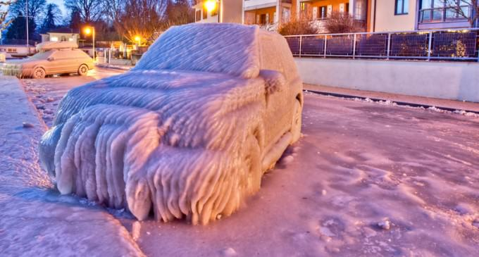 The Coming Mini Ice Age