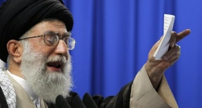 Iran's Supreme Leader Responds As Expected to U.S. Capitulation In Nuke Deal