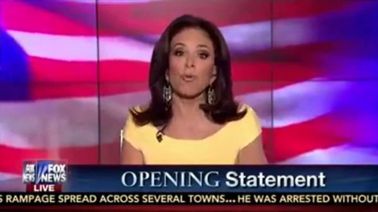 Judge Jeanie Tears Into Obama On Neutralizing U.S. Armed Forces