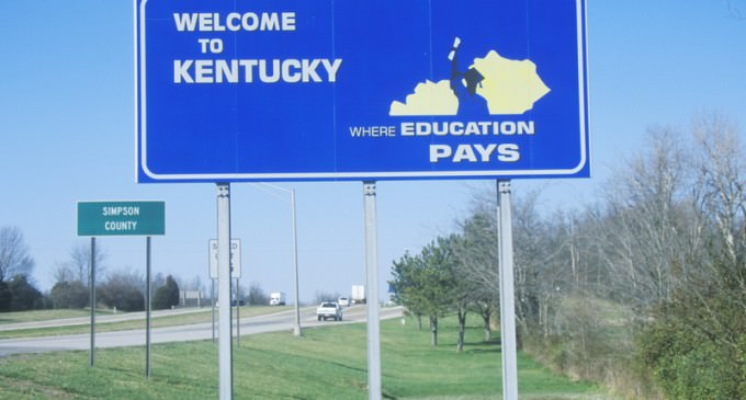 Kentucky Bans Pastors From Calling Homosexuality 'Sinful'
