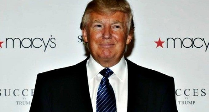 10s of Thousands Boycott Macy's In Support of Donald Trump