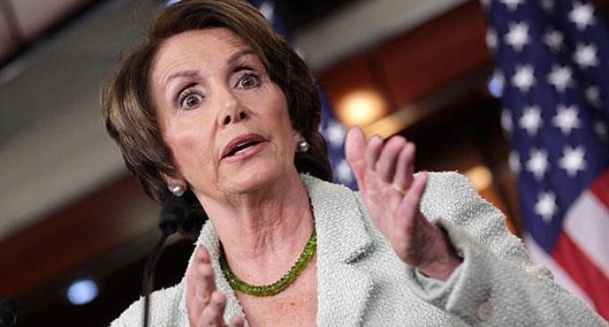 Pelosi Calls For Investigation Of Investigators Who Exposed Planned Parenthood, DOJ Announces Probe