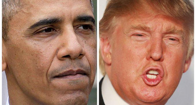 Barack Obama 'Furious' Over Trump's Latest Allegations