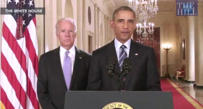 Obama Abandons 4 Americans With Treacherous Iranian Nuke Deal