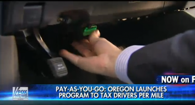 Oregon Launches Pay-Per-Mile Tax Program
