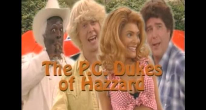 Politically Correct Dukes Of Hazard Skit Predicted Censorship Of The Show