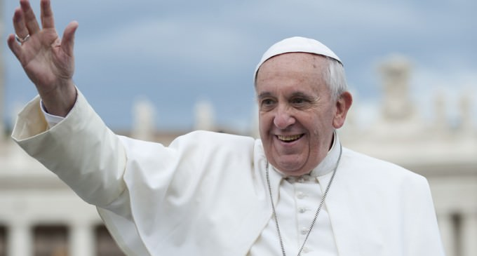 The Pope Says You Don't Have to Believe in God to go to Heaven