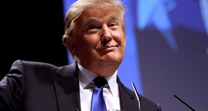 FAA Snubs Donald Trump As He Soars To 1st In Polls