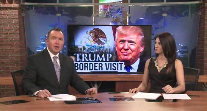 Trump Border Tour Cancelled By Border Patrol Agent Union