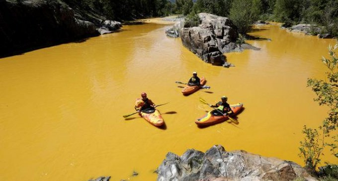 EPA Attempts To Cheat Native Americans Over Toxic Spill