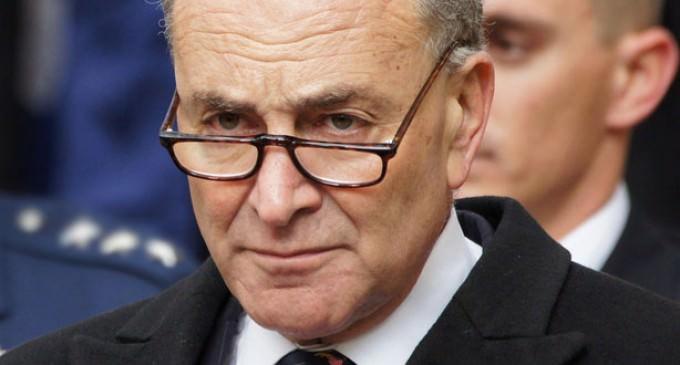 Schumer: GOP Will Crack, Vote on Obama's Supreme Court Pick
