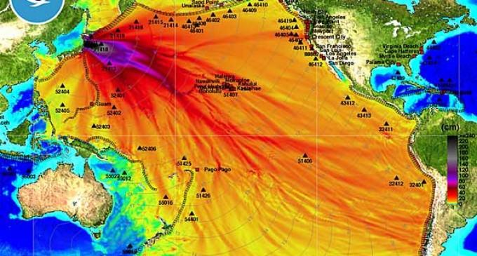 Fukushima Radiation Arrives In The US?