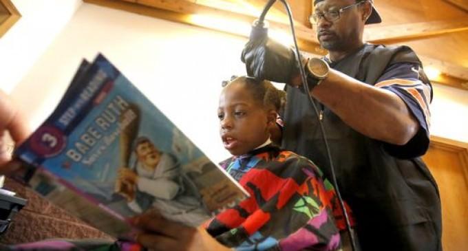 In Iowa, Read a Book, Get a Stylish Haircut
