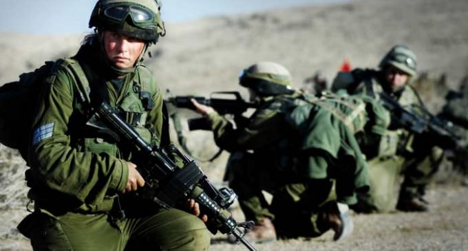 Israel Preparing Troops For Incursion Into Syria?  Or Leaking Misinformation To Confuse Iran/ISIS?