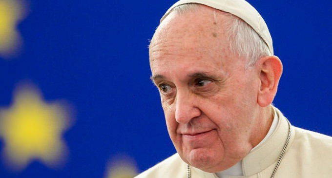 The Pope Gives Priests Permission To Forgive Abortion During the Holy Year