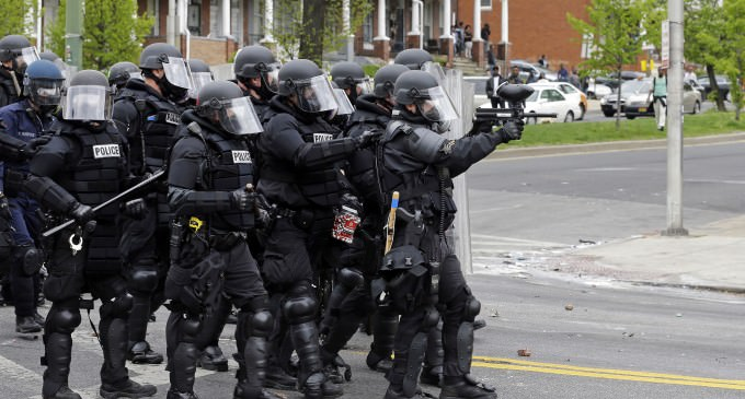 Baltimore Set To Become Second American City To Fall To Federalization Of Police Force