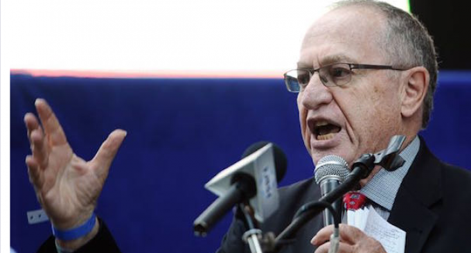 """Alan Dershowitz: The 2nd Amendment Is """"An Absurd Thing"""" In Our Constitution"""