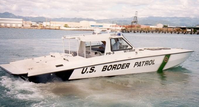 Border Patrol Agents Sued For Ramming Illegal Alien Boat