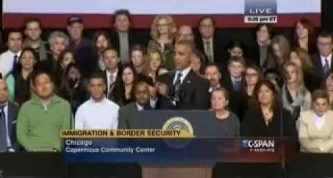 Dems Cheer Obama's Admission of Lawlessness