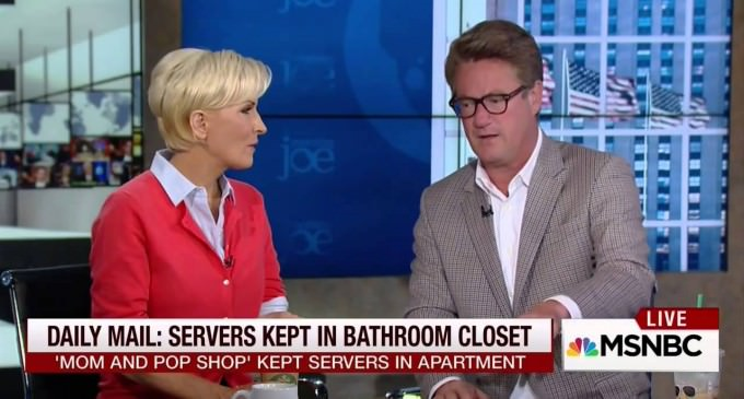 Dishonest and Desperate: MSNBC Hosts Slam Hillary's Responses to Email Issue