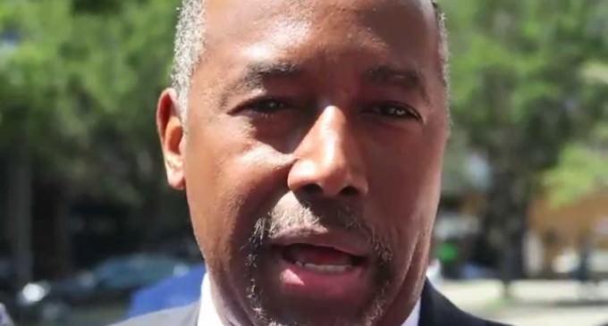 Ben Carson Calls Obama Anti-Semitic In Op-Ed