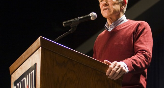 Ron Paul Endorses Son Rand Paul