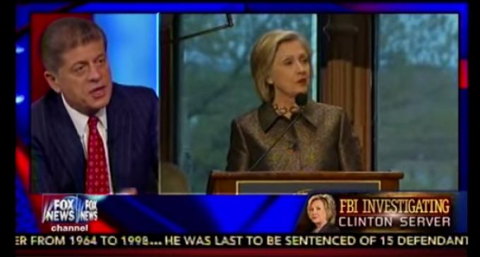 Several Potential Felonies Loom as FBI Investigates Hillary's Server, Emails DID Contain Classified Info