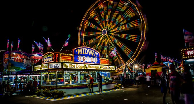 'Black Lives Matter' Declares State Fair Racist, To Disrupt Operations August 27th