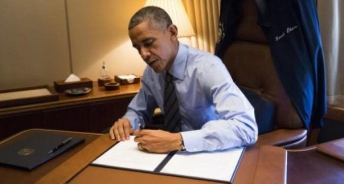 Obama's Timeline For Moving On Guns Revealed