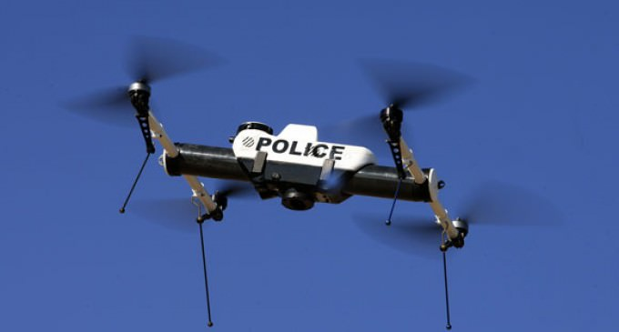 North Dakota Becomes First State To Legalize Taser Drones for Cops