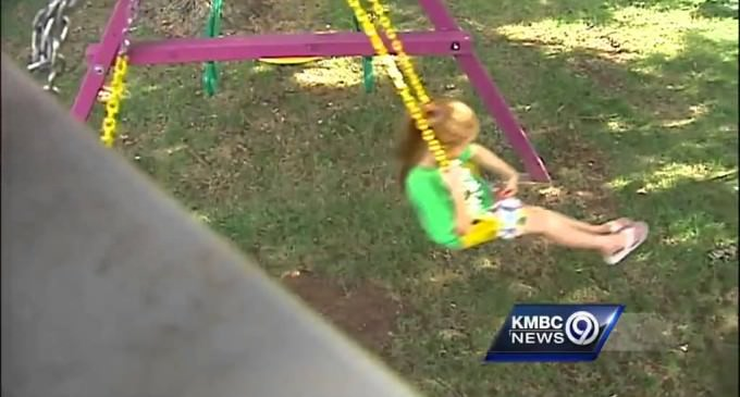 Purple Playground Banned by Homeowners Association