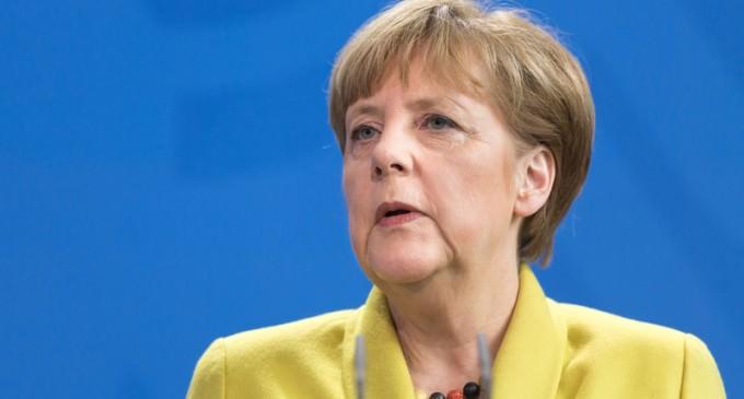 Defiant Merkel Maintains Open-door Refugee Policy After Brutal Terrorist Attacks