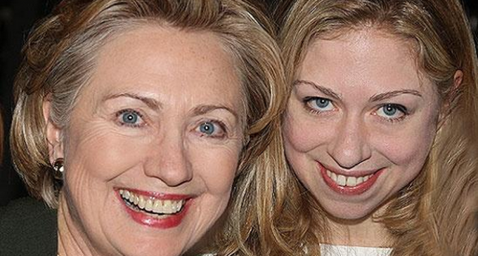 Chelsea Clinton Doesn't Understand Why Everyone Doesn't Love Her Mom