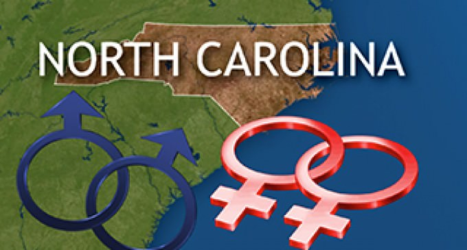 Thirty Magistrates In North Carolina Revolt Against Gay Marriage