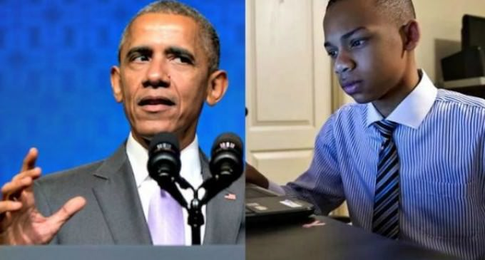 Obama Admin Blocks 13-Year-Old Twitter Critic, Then Mocks Him