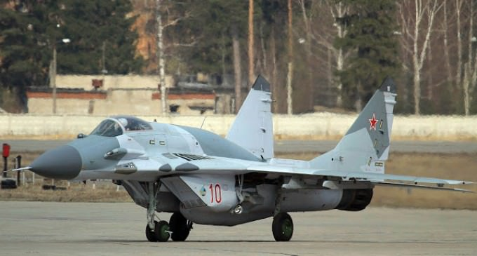 Russia Sneaks Fighter Jets into Syria