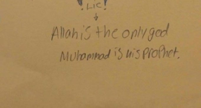 """Parents Sue School District for """"Promoting Islam"""" by Implementing Pro-Muslim Lessons"""