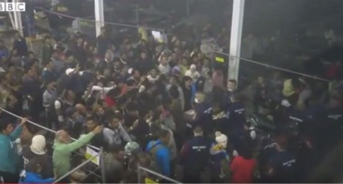 Migrants Pretend To Be Christian To Gain Asylum