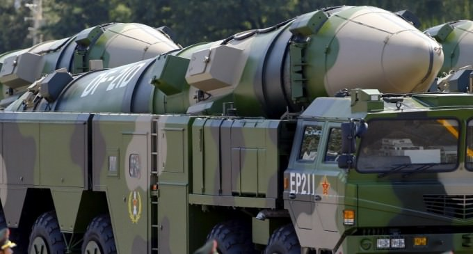 """China's New """"Assassin Mace"""" Missile A Virtual Carrier Killer"""