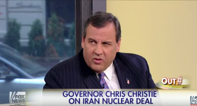 Christie: Every death Iran Causes is on Obama's Head