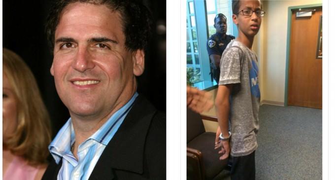 Cuban: Sister of Clock Bomb Boy Fed Him Answers