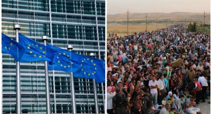 European Union Holds Summit As EIGHT MILLION Refugees Head Toward Their Borders