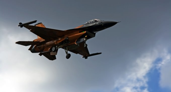 Obama To Sell Off ALL F16s