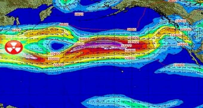 Japan Typhoon Sending Fukushima Radiation to United States